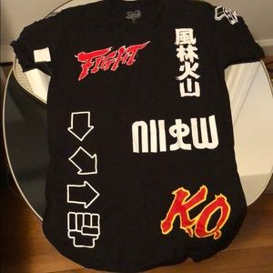 Other - NEW! 3 STREET FIGHTER T SHIRTS SIZE S